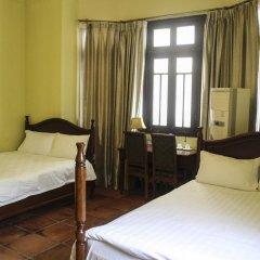 Отель Corinthian House Китай, Сямынь - отзывы, цены и фото номеров - забронировать отель Corinthian House онлайн комната для гостей фото 2