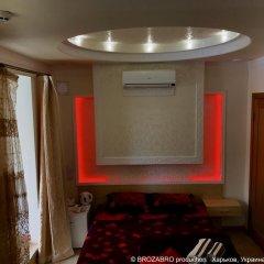 Гостиница Kharkovlux 2* Люкс с различными типами кроватей фото 4
