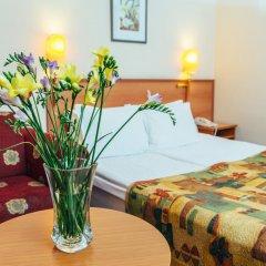 Гостиница Октябрьская 4* Стандартный номер с различными типами кроватей фото 15