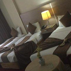 Hotel Büyük Sahinler 4* Стандартный семейный номер с различными типами кроватей фото 7