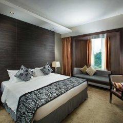 Peninsula Excelsior Hotel 4* Номер Делюкс с двуспальной кроватью фото 3