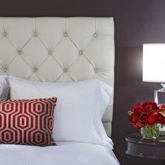 Отель The Graham Washington DC Georgetown, Tapestry Collection by Hilton 4* Стандартный номер с различными типами кроватей фото 2