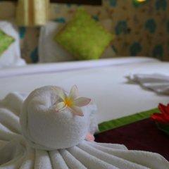 Отель Chaweng Park Place 2* Бунгало Делюкс с различными типами кроватей фото 22