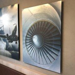 Airport Hotel Pilotti интерьер отеля фото 3