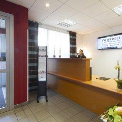 Отель Nemea Appart'Hotel Toulouse Saint-Martin Франция, Тулуза - отзывы, цены и фото номеров - забронировать отель Nemea Appart'Hotel Toulouse Saint-Martin онлайн интерьер отеля