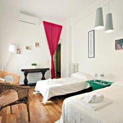 Отель A Casa di Papà Италия, Рим - отзывы, цены и фото номеров - забронировать отель A Casa di Papà онлайн комната для гостей фото 3