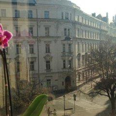 Апартаменты Nice View Apartment Прага балкон