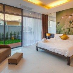 Отель AQUA Villas Rawai комната для гостей фото 2