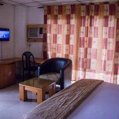 Jabita Intercontinental Hotel 3* Стандартный номер с различными типами кроватей фото 3