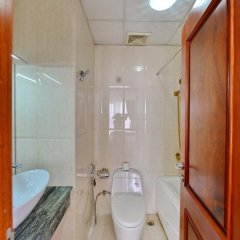 Seawave hotel 3* Улучшенный номер с разными типами кроватей фото 5