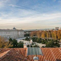 Отель Hostal Central Palace Madrid Номер Делюкс с различными типами кроватей фото 12