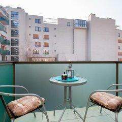 Апартаменты Sun Resort Apartments Улучшенные апартаменты с 2 отдельными кроватями фото 15