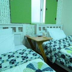 Отель Insadong Hostel Южная Корея, Сеул - 1 отзыв об отеле, цены и фото номеров - забронировать отель Insadong Hostel онлайн комната для гостей фото 4
