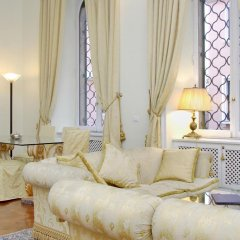 Апартаменты Parioli apartments-Villa Borghese area комната для гостей фото 3