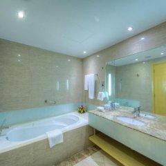 Halo Hotel Dubai 4* Улучшенный номер с различными типами кроватей фото 2