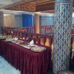 Hotel Moroccan House питание фото 3