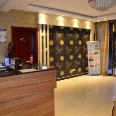 Отель Shunda Xian Xianyang Airport Hotel Китай, Сяньян - отзывы, цены и фото номеров - забронировать отель Shunda Xian Xianyang Airport Hotel онлайн интерьер отеля фото 2
