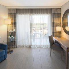 Отель Hilton Vilamoura As Cascatas Golf Resort & Spa 5* Люкс разные типы кроватей фото 5