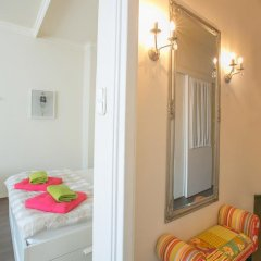 Friends Hostel and Apartments Budapest Номер Делюкс фото 4