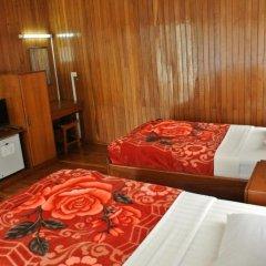 Nanda Wunn Hotel - Hostel Бунгало с различными типами кроватей фото 11