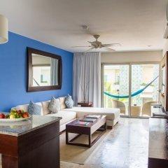 Отель The Palm At Playa Плая-дель-Кармен комната для гостей фото 5