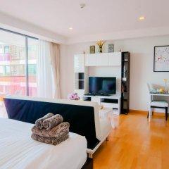 Отель Rocco Huahin Condominium Студия с различными типами кроватей фото 14