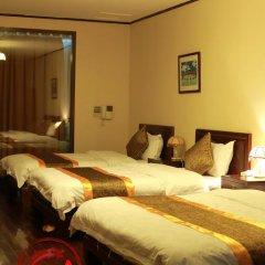 Palace Hotel Forbidden City 3* Семейный номер Делюкс с двуспальной кроватью фото 3
