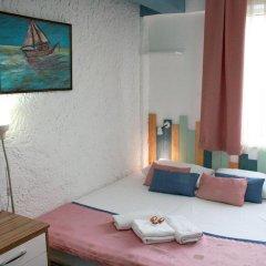 AlaDeniz Hotel 2* Номер Делюкс с двуспальной кроватью фото 4