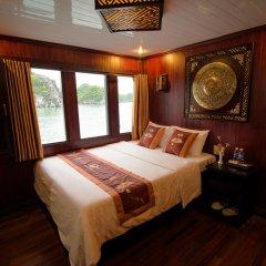 Отель V'Spirit Classic Cruises 3* Номер Делюкс с двуспальной кроватью фото 5