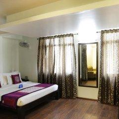 Отель OYO Premium Jaipur Junction 2* Стандартный номер с различными типами кроватей фото 3