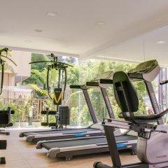 Отель City Garden Pratamnak Condominium By Mr.butler Паттайя фитнесс-зал фото 4