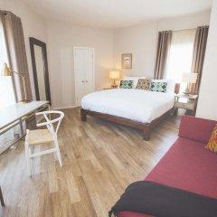Отель Beverly Terrace США, Беверли Хиллс - 2 отзыва об отеле, цены и фото номеров - забронировать отель Beverly Terrace онлайн комната для гостей фото 5