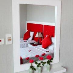 Hanoi Amanda Hotel 3* Номер Делюкс с различными типами кроватей фото 9