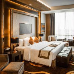 The Grand Fourwings Convention Hotel Bangkok комната для гостей фото 2