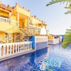 Отель Oasis de Cádiz Испания, Кониль-де-ла-Фронтера - отзывы, цены и фото номеров - забронировать отель Oasis de Cádiz онлайн бассейн