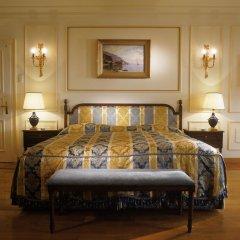 Отель Beau-Rivage Palace 5* Улучшенный номер с различными типами кроватей фото 4