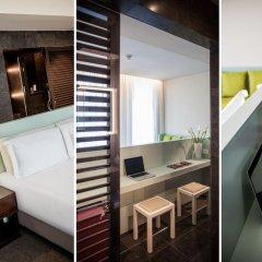 Hotel Glam Milano 4* Улучшенный номер с различными типами кроватей фото 7
