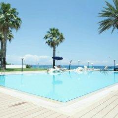 Отель Paradise Apartment Кипр, Протарас - отзывы, цены и фото номеров - забронировать отель Paradise Apartment онлайн бассейн
