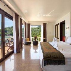 Отель Crystal Bay Beach Resort 3* Номер категории Премиум с различными типами кроватей фото 11