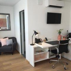 Отель Antwerp Business Suites 4* Стандартный номер с различными типами кроватей фото 7