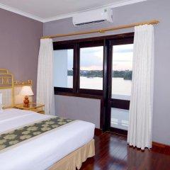 Huong Giang Hotel Resort and Spa 4* Номер Делюкс с различными типами кроватей фото 3