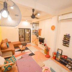 The Sibling Hostel Бангкок комната для гостей фото 4