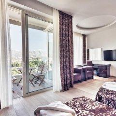 Апартаменты Sky View Luxury Apartments Улучшенный номер с различными типами кроватей фото 5