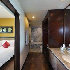 Отель Andaman White Beach Resort 4* Номер Делюкс с двуспальной кроватью фото 18
