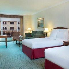 JW Marriott Hotel Dubai 4* Стандартный номер с разными типами кроватей фото 4