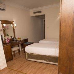 Hotel Golden Crown 3* Стандартный номер с двуспальной кроватью фото 21