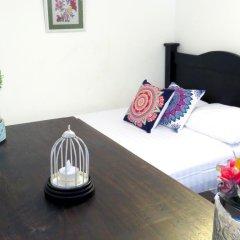 Отель Hostal Pajara Pinta Стандартный номер с различными типами кроватей фото 2
