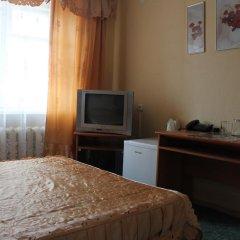 Гостиница Октябрьская Номер с общей ванной комнатой с различными типами кроватей (общая ванная комната) фото 13