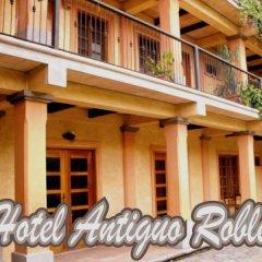 Hotel Antiguo Roble Грасьяс интерьер отеля фото 3