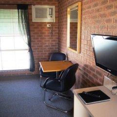 Отель Central Yarrawonga Motor Inn 3* Стандартный номер с различными типами кроватей фото 5